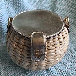 Frances Valentine Bags - Honeypot basket handbag